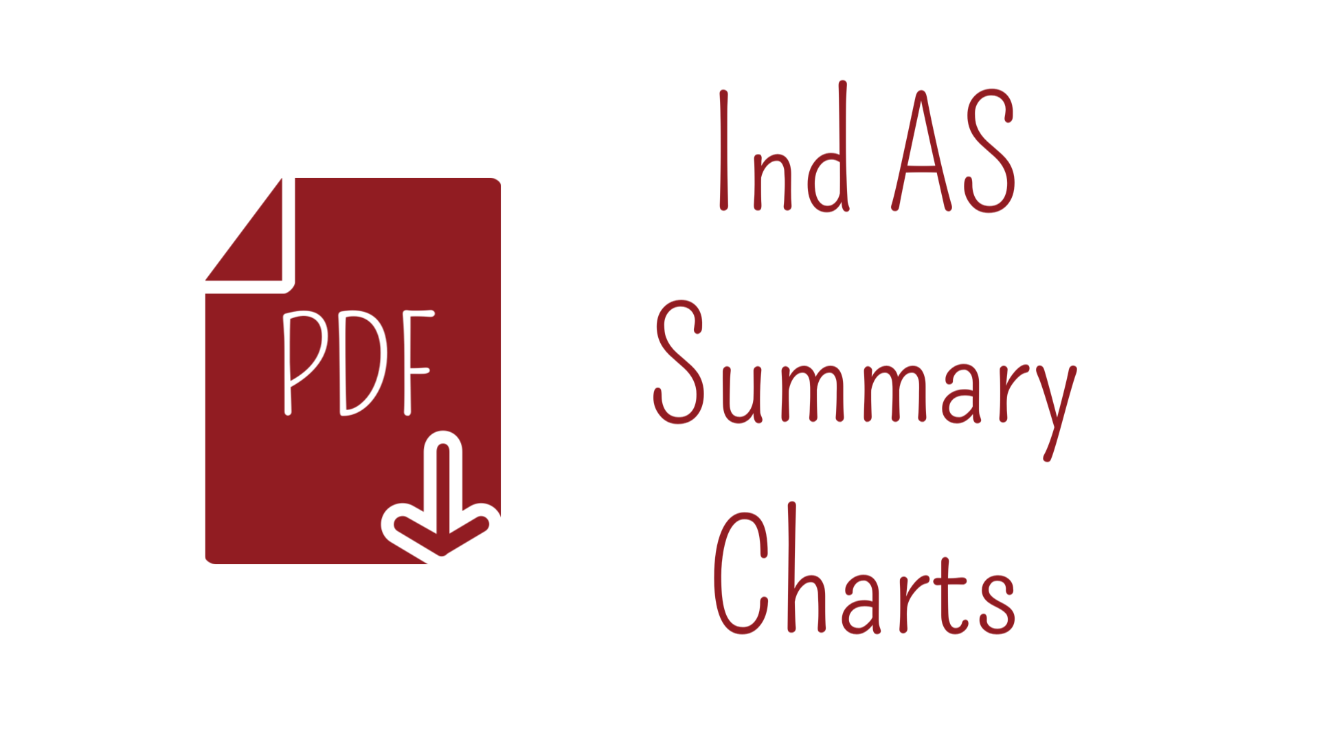 Ind AS Summary Charts