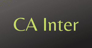 Read more about the article CA Intermediate Referencer for Quick Revision