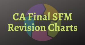 Read more about the article CA Final SFM Risk Management Charts